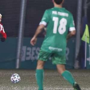 Emprestado pelo Arsenal ao Atlético de Madrid, Torreira ...