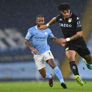 Manchester City vence o Aston Villa e cola na briga pela ...