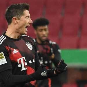Lewandowski decide, Bayern de Munique derrota o Augsburg ...