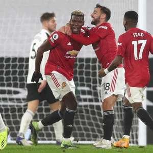 Manchester United vence o Fulham de virada e se mantém ...