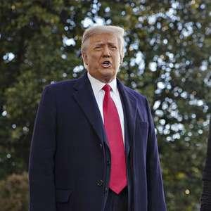 Trump deixa Washington e deseja 'sucesso' ao novo governo