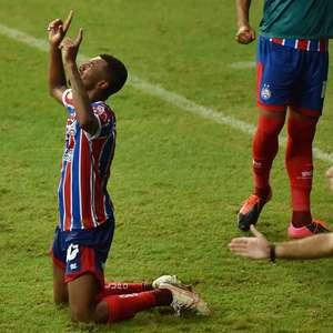 Bahia vence Athletico, encerra 'seca' e pode deixar o Z-4