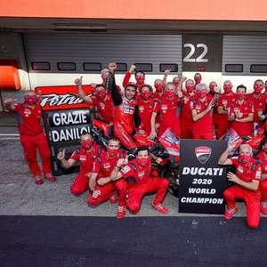 Ducati renova contrato e assegura permanência na MotoGP ...