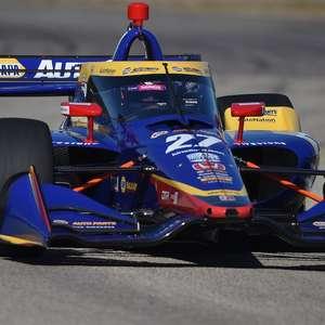 Rossi lidera 1-2 da Andretti e fecha na frente segundo ...