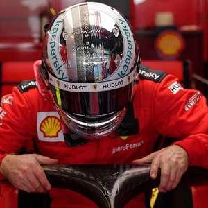 """Vettel revela que """"aceitou e não lutou"""" para convencer Ferrari a mantê-lo: """"Sou racional"""""""