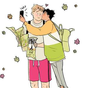 'Heartstopper' será 1ª série teen romântica gay da Netflix