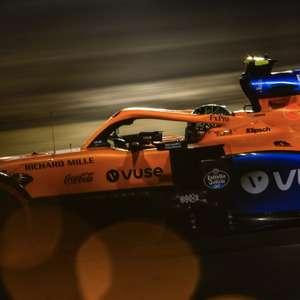 """""""Mais potência, melhor pacote"""": Norris se empolga com motor Mercedes na McLaren"""