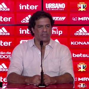 """SÃO PAULO: Raí nega que exista problemas fora de campo na equipe, vê time visado e estudado por adversários e reitera: """"Diniz continua dando alternativas"""""""