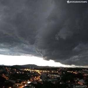 Chuva deixa Santa Catarina em alerta