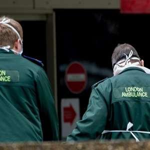 A devastação na saúde mental de profissionais de saúde ...