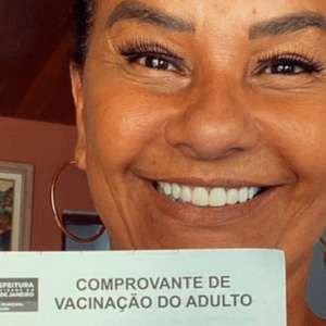 'Tenho o direito a tomar vacina', diz Solange Couto após ...