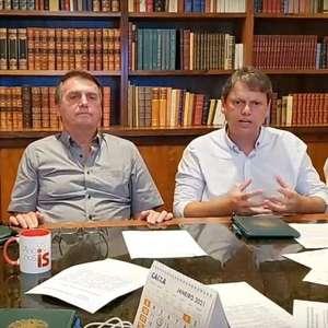 """Bolsonaro sobre Ernesto Araújo: """"Quem demite sou eu"""""""