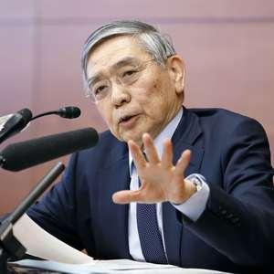 BC do Japão melhora perspectiva de crescimento para ...
