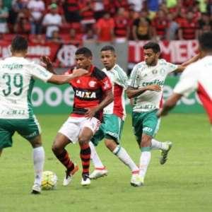 Palmeiras volta a enfrentar o Flamengo em Brasília e conta com bom retrospecto no Mané Garrincha