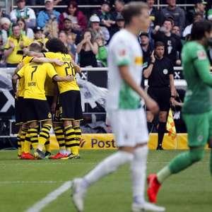 Borussia Monchengladbach x Borussia Dortmund: onde ...
