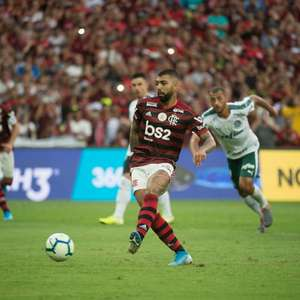 Gabigol reencontra o Palmeiras, seu rival favorito por ...
