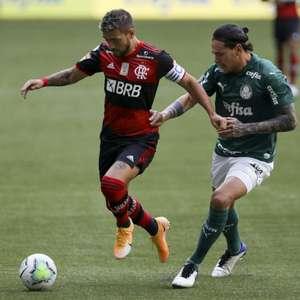 Flamengo x Palmeiras: prováveis times, desfalques, onde ...