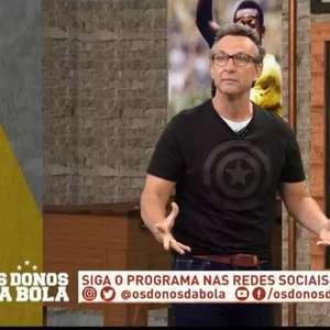 Craque Neto ironiza Fernando Diniz: 'É o novo Guardiola'