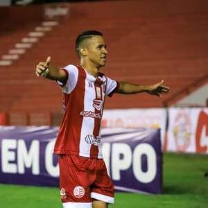 Náutico goleia o Oeste, respira ao sair do Z-4 e confirma rebaixamento do Botafogo-SP