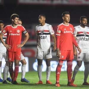 São Paulo repete os mesmos erros e tem noite para ...