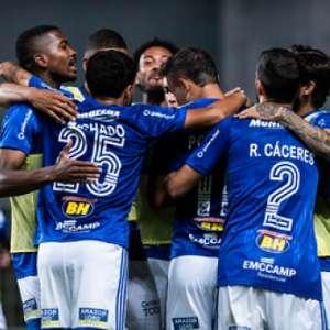 Vídeo: veja os gols da vitória do Cruzeiro sobre o ...