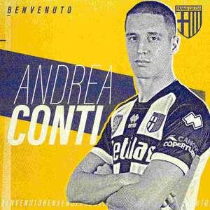 Parma acerta empréstimo de Andrea Conti com o Milan