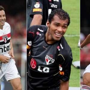 Nas redes sociais, ex-jogadores do São Paulo reclamam de ...