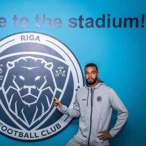 Meia-atacante Gabriel Ramos é anunciado pelo Riga, da ...