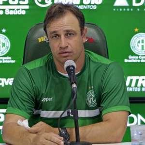 Questão física foi ponderada por técnico do Guarani após ...