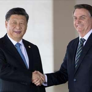 Bolsonaro nega estremecimento com China e diz que ...