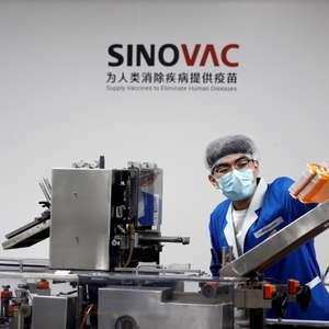 Unidade da Sinovac que produz CoronaVac sofre ...