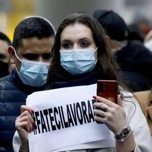 Itália tem mais 14.078 casos e 521 mortes por Covid