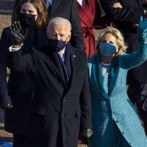 Biden diz que Trump deixou carta 'muito generosa'