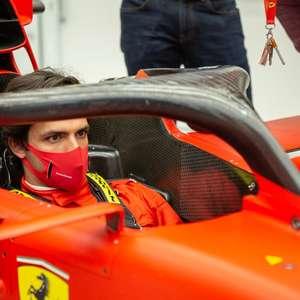 Ferrari agenda teste e promove estreia de Sainz com ...