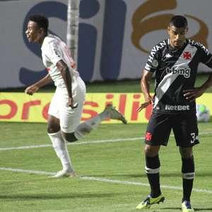 Vasco tem atuação para esquecer e é goleado pelo Bragantino