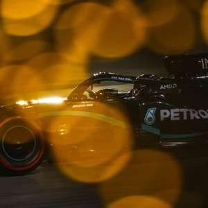 Se Russell é melhor cartada da Mercedes, realidade é simples: Hamilton vai renovar