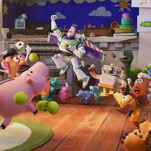 Disney+ lança nova série com personagens famosos da Pixar