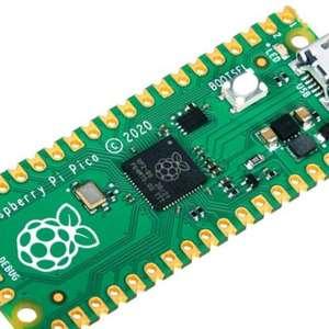 Raspberry Pi Pico é um microcontrolador de US$ 4