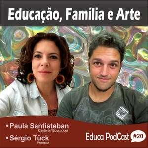 Como fica a arte e educação para a família em tempos de pandemia