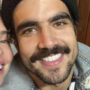 Grazi Massafera homenageia Caio Castro em aniversário do namorado