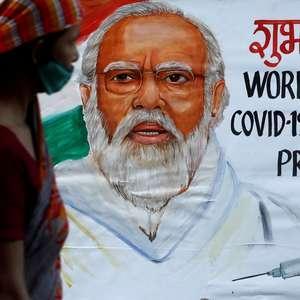 Modi diz que Índia é autossuficiente em vacinas contra ...