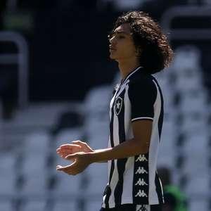 Botafogo recorre a sangue jovem para manter seu fôlego ...