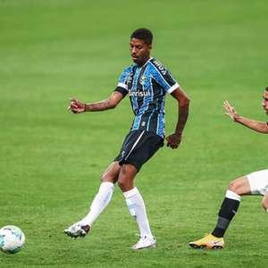 Grêmio emite nota após Jean Pyerre ser flagrado em festa e sem máscara