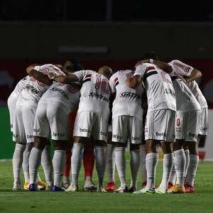 Sem vitórias em 2021, São Paulo vê números despencarem