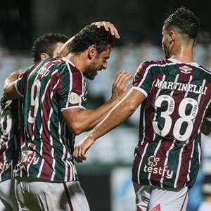 Fluminense terá quase um time de jogadores pendurados no ...