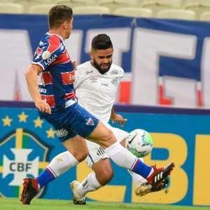 Lucas Braga explica a derrota do Santos fora: 'Não fomos ...