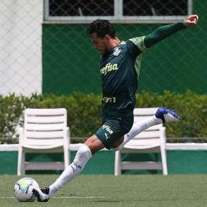 Gustavo Gómez treina sem restrições em reapresentação do ...