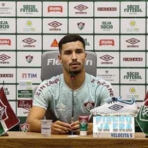 Martinelli lamenta ausência de Fred para o Fluminense em ...
