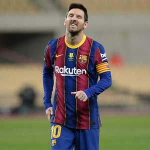 Recurso é negado, e Messi desfalca o Barcelona contra o ...