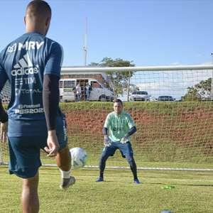 Diego Alves não se recupera a tempo, e Flamengo visita o ...